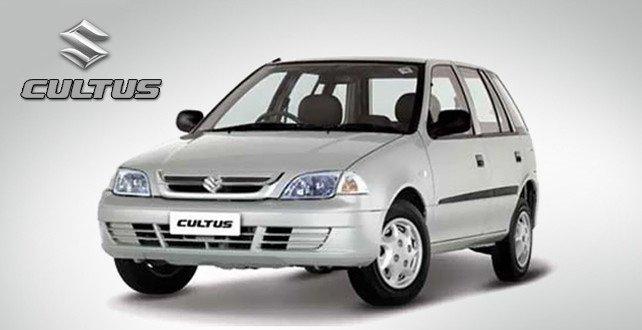 Car Suzuki Cultus