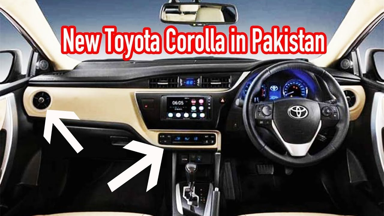 Indus Motors Launches Toyota Corolla Xli Automatic Variant In