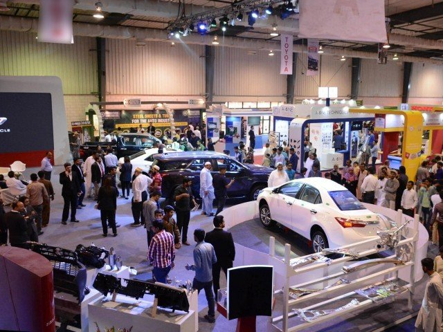 Over 70 Chinese Companies To Attend Pakistan Auto Show 2019 In