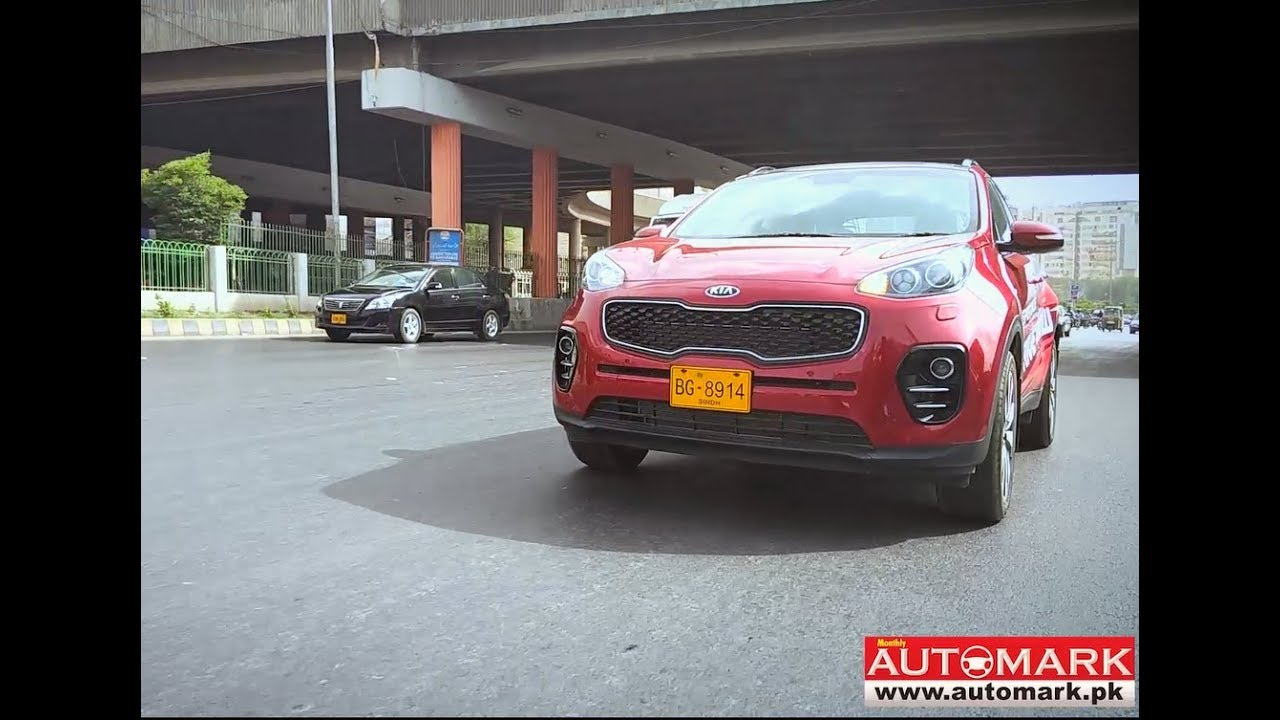Kia Sportage Suv May Launch In Pakistan In August 2019 Automark